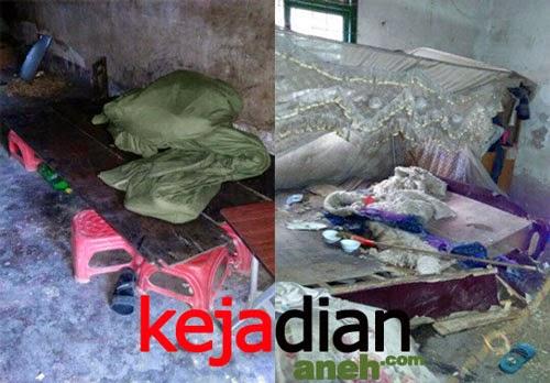 Dua Anak Tidur Dengan Jenazah Ibunya Selama 7 Hari