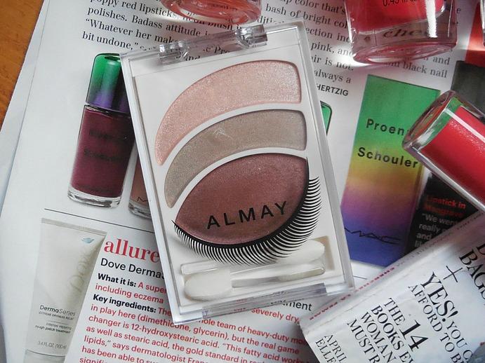 cvs makeup, drugstore makeup haul, almay