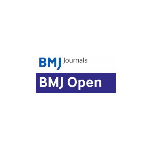 Nueva publicación en BMJ Open