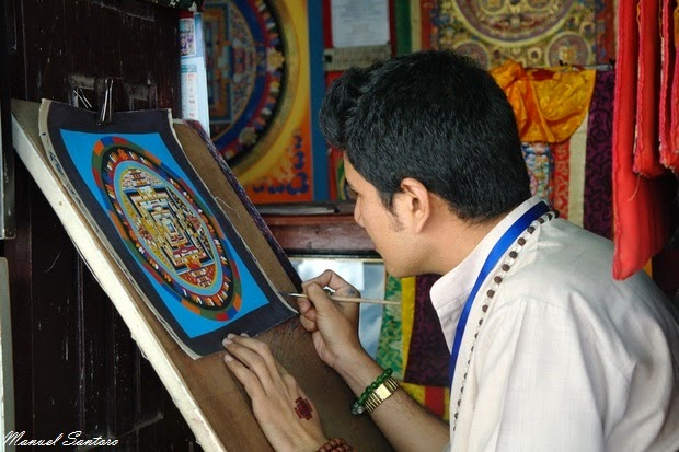 Patan, laboratorio artistico