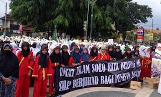 15 Ribu Lebih Warga Muhammadiyah Siap Aksi Damai Bela Islam Hari Ini - COMMANDO