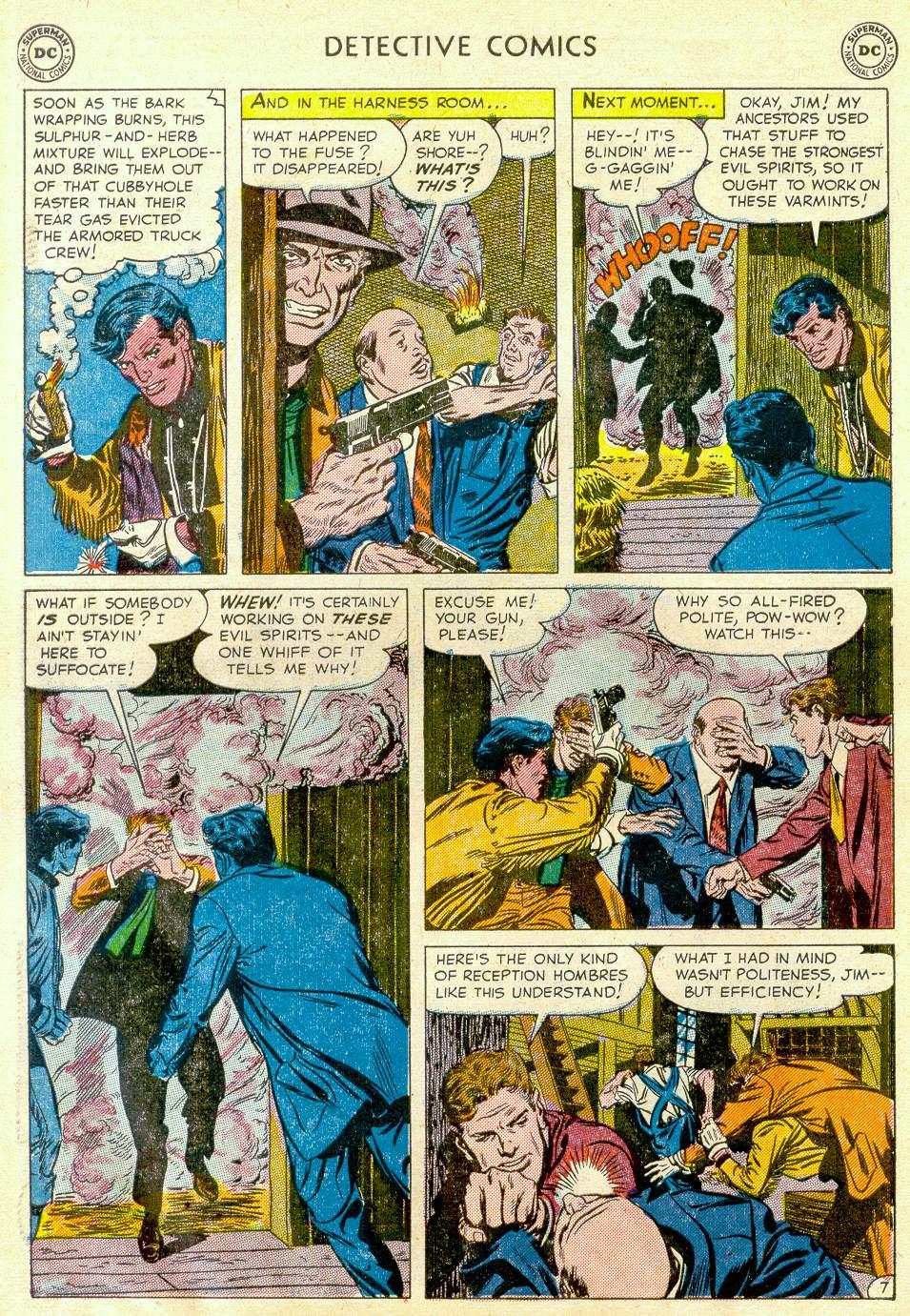 Read online Detective Comics (1937) comic -  Issue #181 - 40