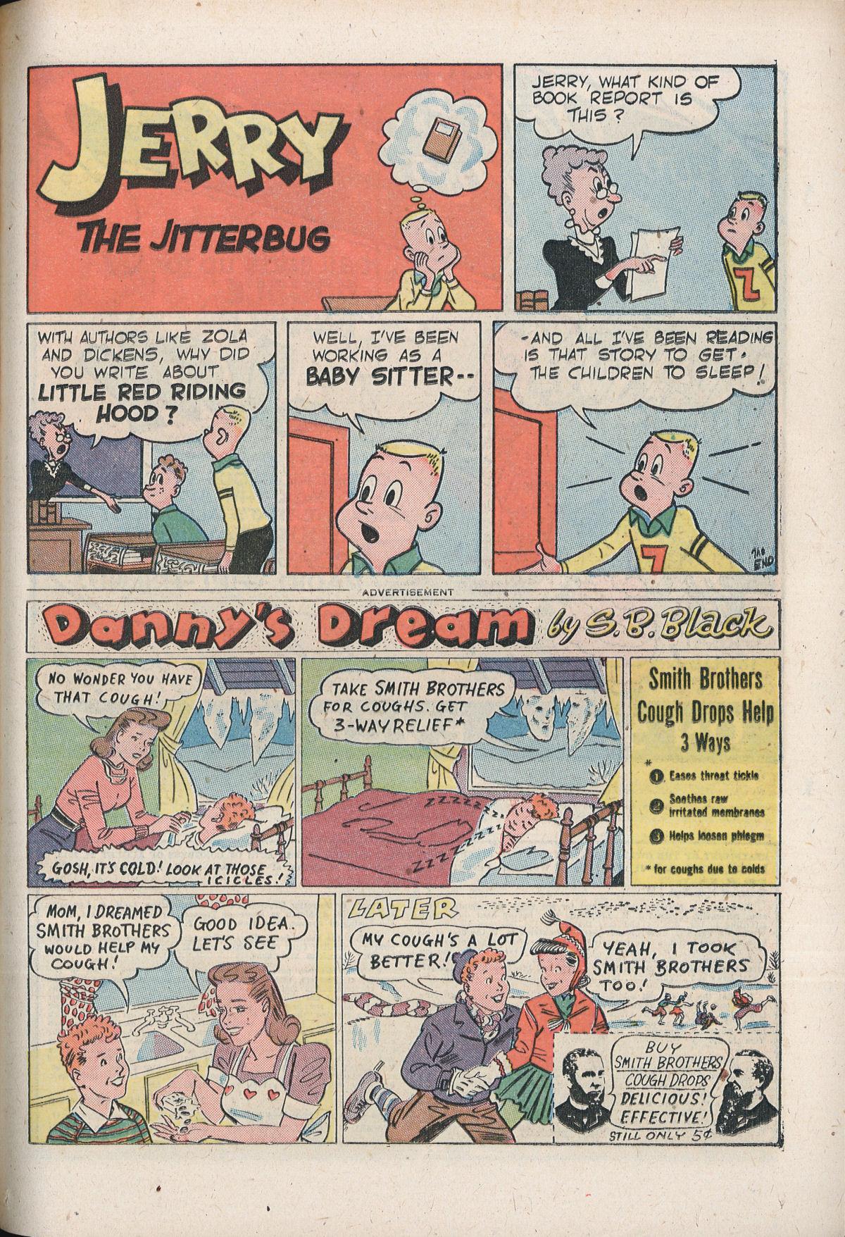 Read online World's Finest Comics comic -  Issue #33 - 35