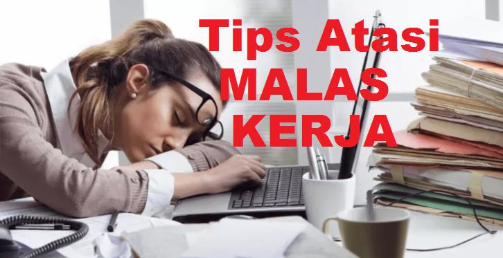 Tips mengatasi rasa bosan dan jenuh di tempat kerja
