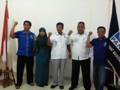 DPD PAN Targetkan 8 Kursi di DPRD