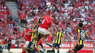Portugal Cup: Benfica vs Arouca live Streaming Football Today 22-11-2018