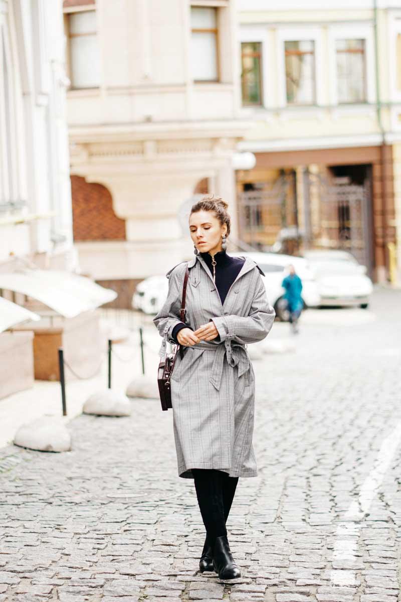 уличная мода на улицах Киева