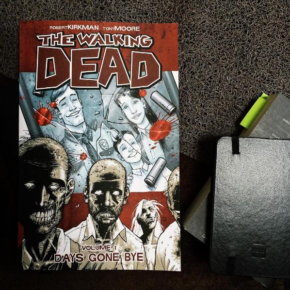 THE WALKING DEAD VOLUME 1 DAYS GONE BYE