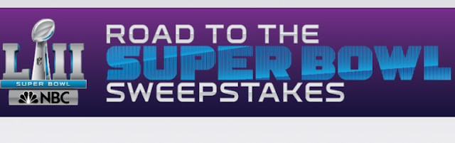 NBC Road To The Superbowl Sweepstakes