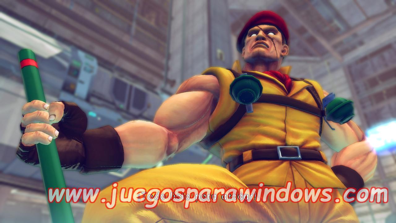 Ultra Street Fighter IV XBOX 360 ESPAÑOL (Region FREE) (WG) 16