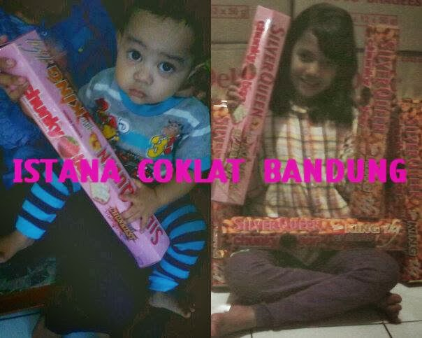 Image Result For Coklat Silverqueen Pink