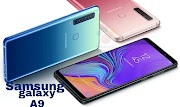 Samsung Galaxy A9: World's first smartphone with 4 rear-camera setup