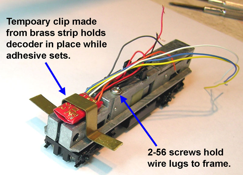 Bachmann Dcc Decoder Wiring - Wiring Solutions