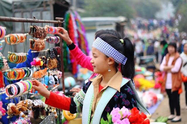 Unique hill tribe markets in northern Vietnam