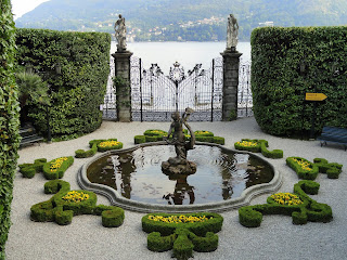 The Villa Carlotta with its wonderful views towards the Bellagio peninsula
