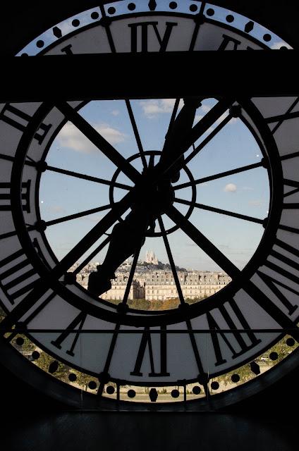 Musee d'Orsay, Sacre Coeur