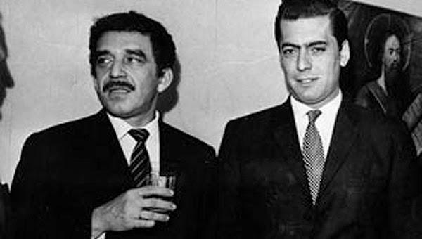 Vargas Llosa habla sobre Gabriel García Márquez (Entrevista)
