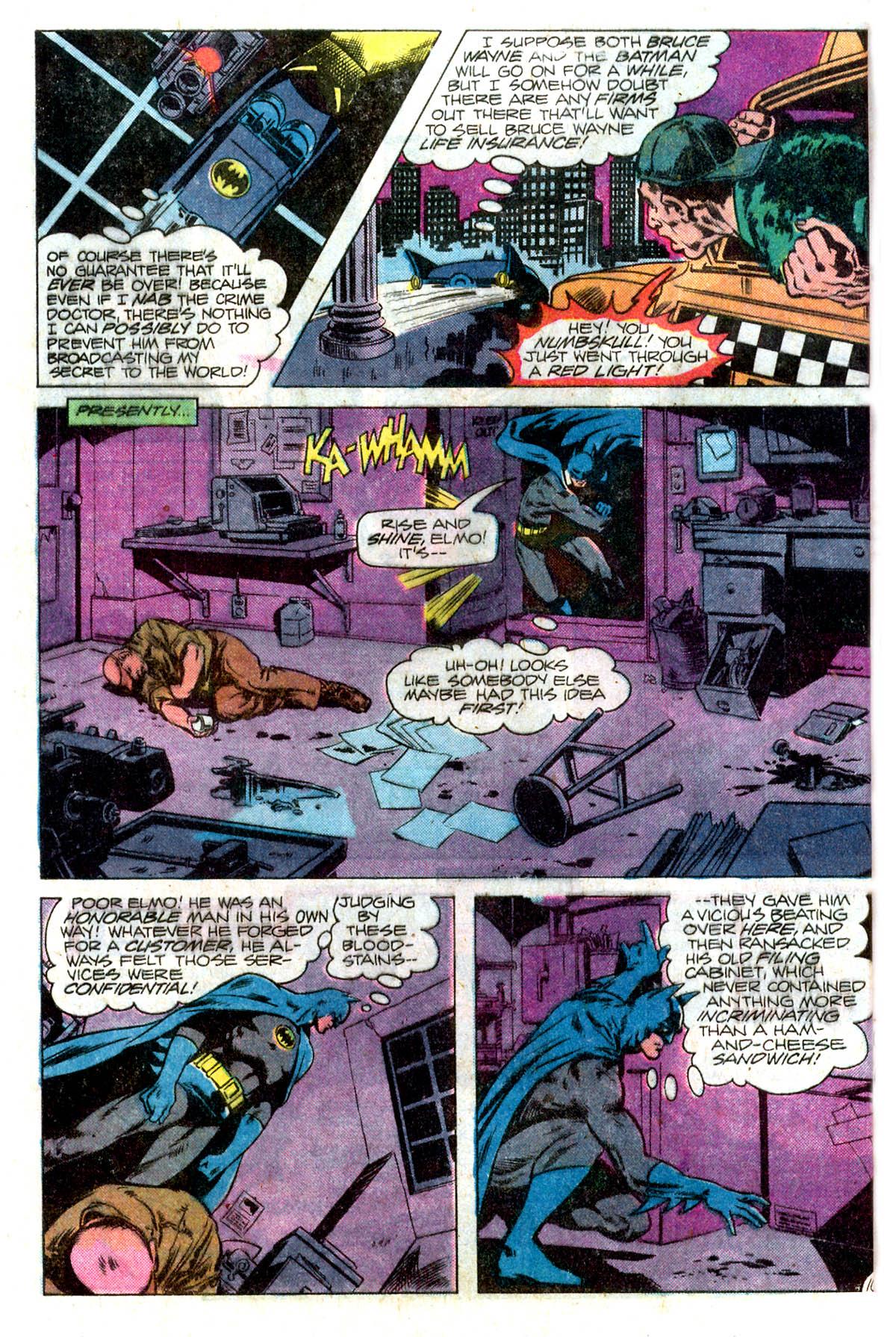 Detective Comics (1937) 495 Page 10