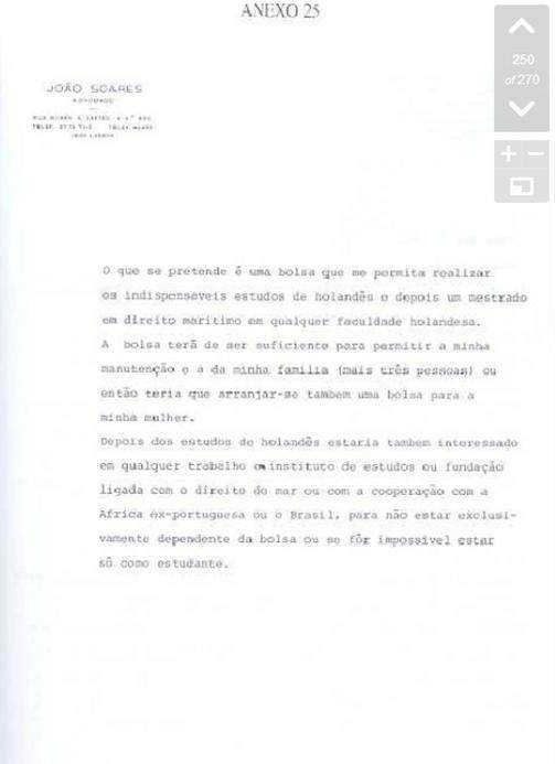 João Soares tachos e subsidios