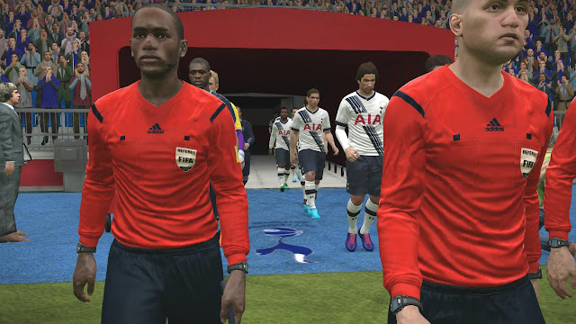 Tuga Vicio Patch for PES 2016