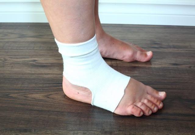 7 نصائح علاج تورم القدمين لمريض السكر