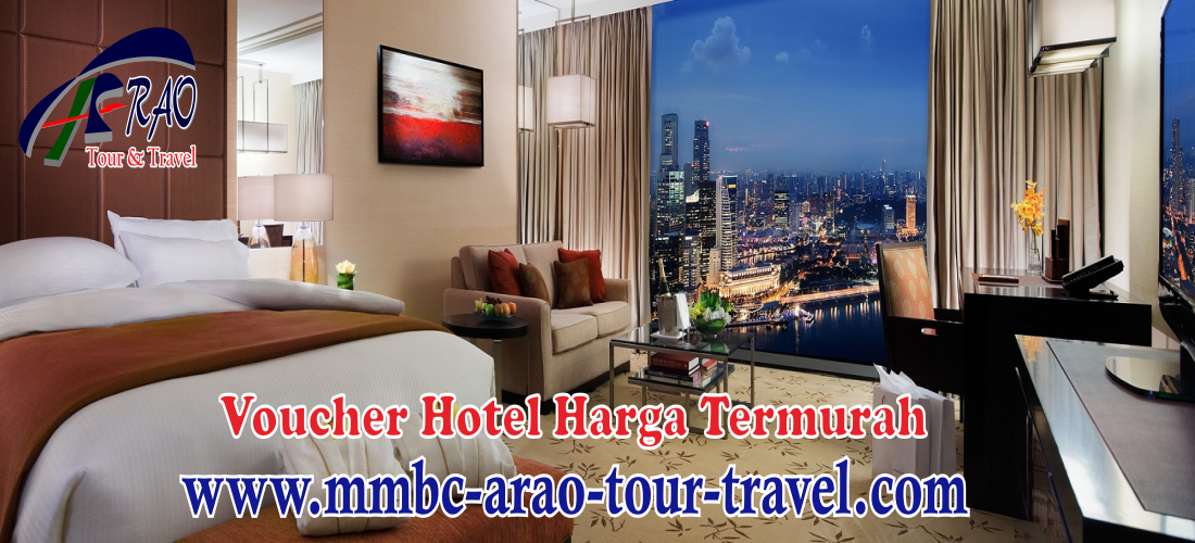 Voucher Hotel Murah dari MMBC ARAO Tour and Travel