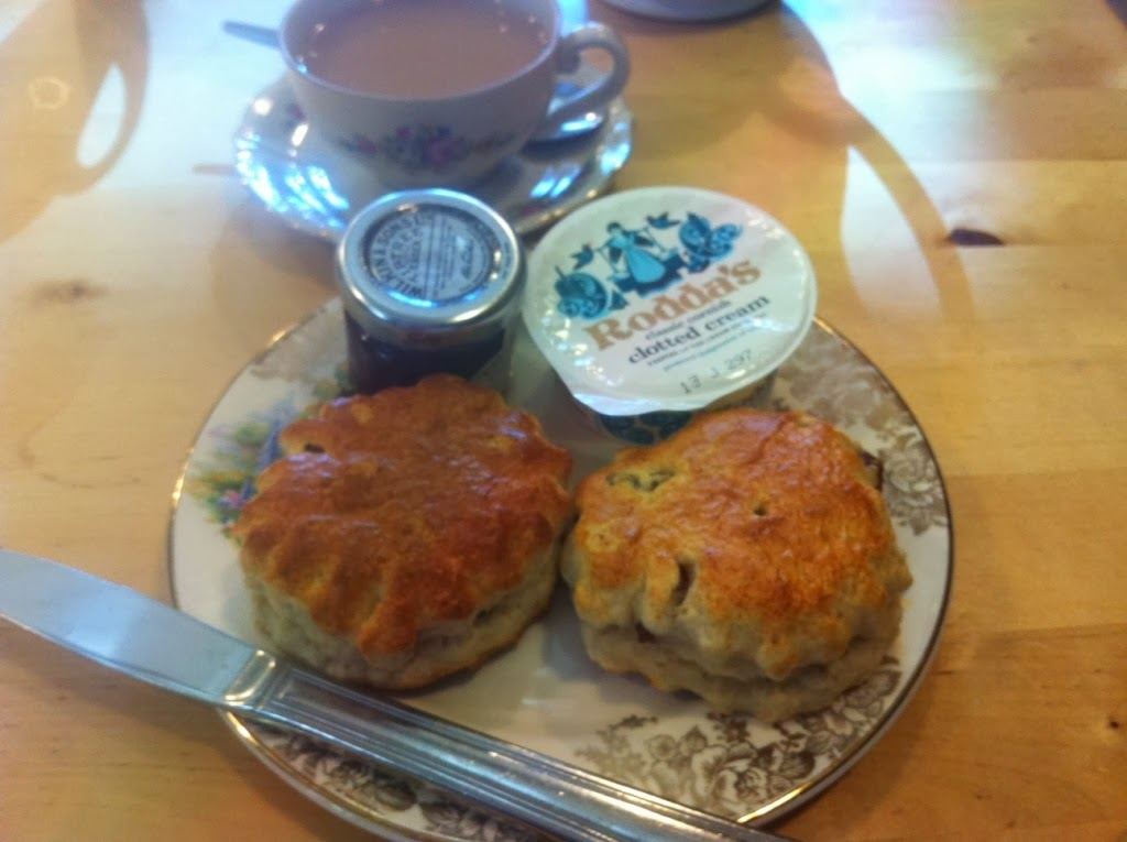 Sutton House National Trust Scones