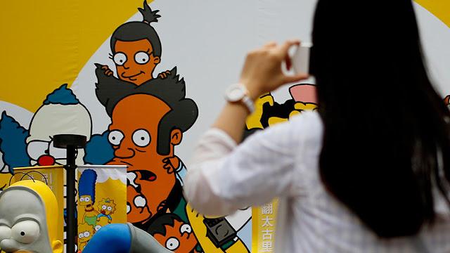 Apu sería eliminado de 'Los Simpson' para siempre tras ser acusado de mostrar estereotipos negativos