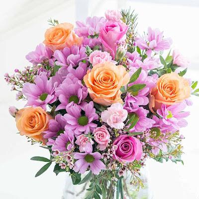 30 bó hoa sinh nhật đẹp tặng bạn Ý NGHĨA 13
