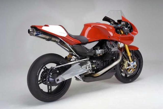 Moto Guzzi MGS-01 Corsa Motorcycle