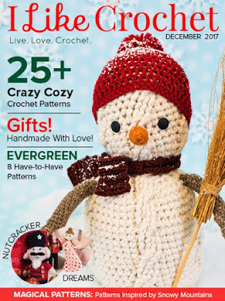 Subscribe to I Like Crochet Magazine!