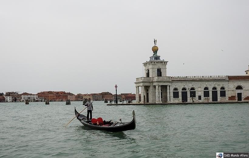 Punta della Dogana - O que fazer em Veneza