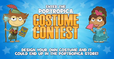 Big news about the #MyPoptropicaCostume contest!