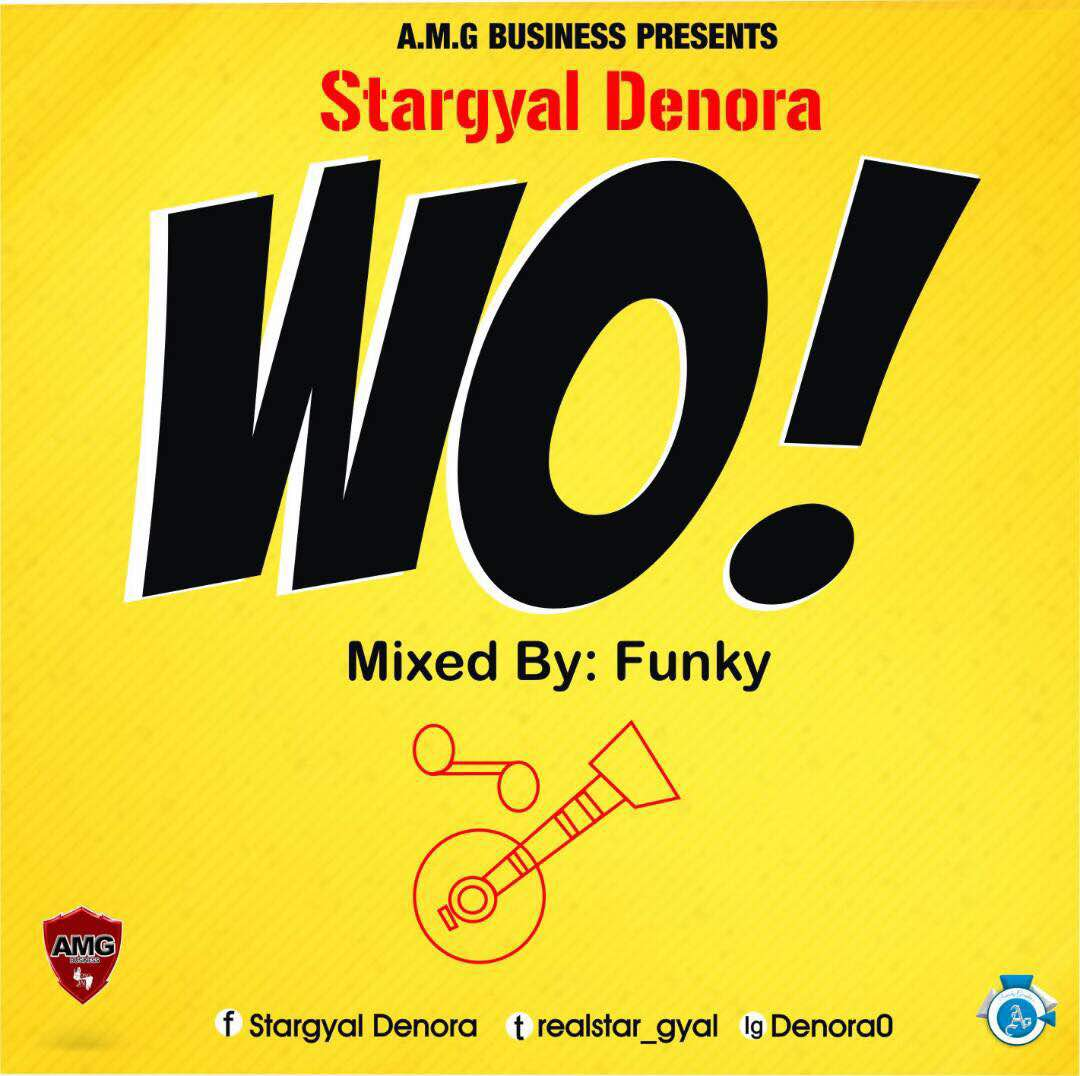 Amg business own stargyal denora s here with her own version of olamide s current trending tune wo kindly download and listen