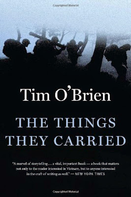 The Things They Carried by Tim O'Brien - book cover