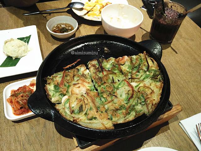 Bibigo Korean Food Restaurant Jakarta