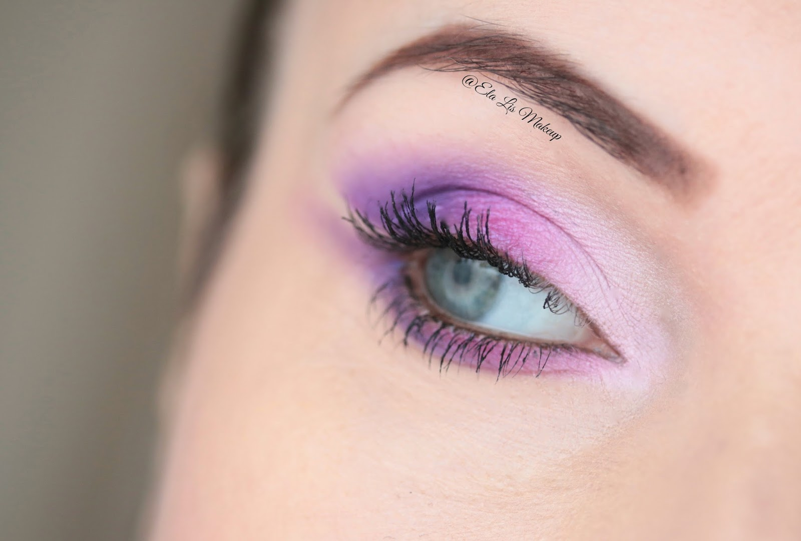 Purple Makeup - Fioletowo Mi !