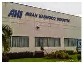 Lowongan Kerja di PT Aisan Nasmoco Industri Operator Produksi