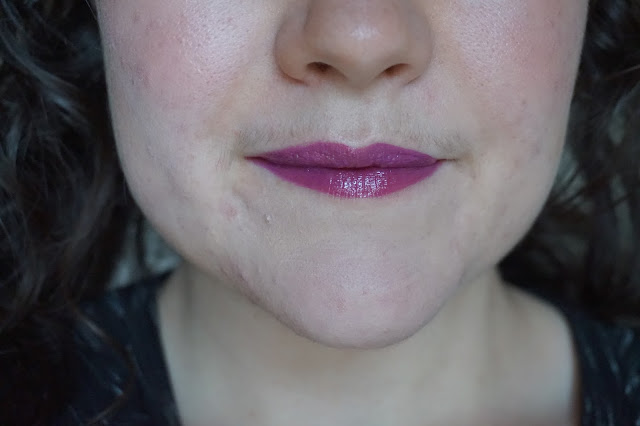 rouge-a-lèvres-violets-revue-avis-swatches-mauve-fusain-yves-saint-laurent