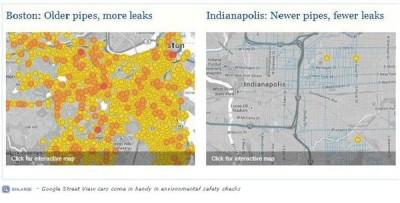 Google Street View Berhasil Deteksi Gas Berbahaya