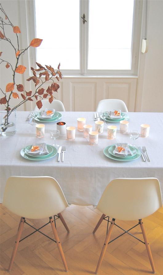 fantas tisch inspired by lieblingsfarbe kupfer marmor sinnenrausch. Black Bedroom Furniture Sets. Home Design Ideas