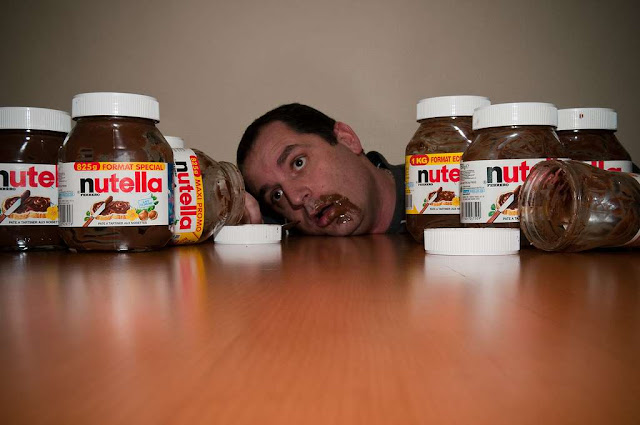 Pass the Nutella: it won't kill you