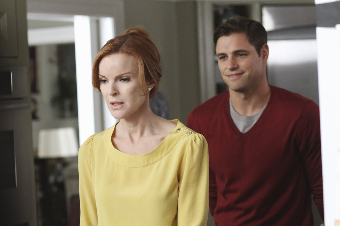 Desperate Housewives - Season 6 Episode 22: The Ballad of Booth