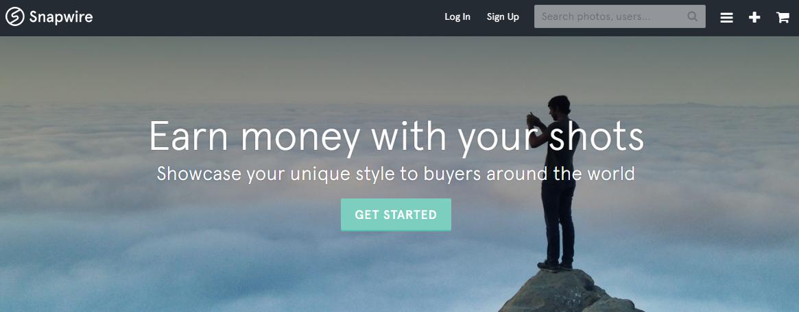 كسب المال من - snapwi