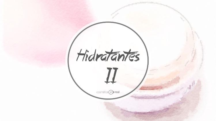 Como funcionan las Cremas Hidratantes segunda  parte