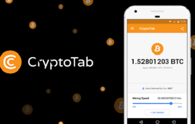 cara mendapatkan bitcoin dengan cryptotab