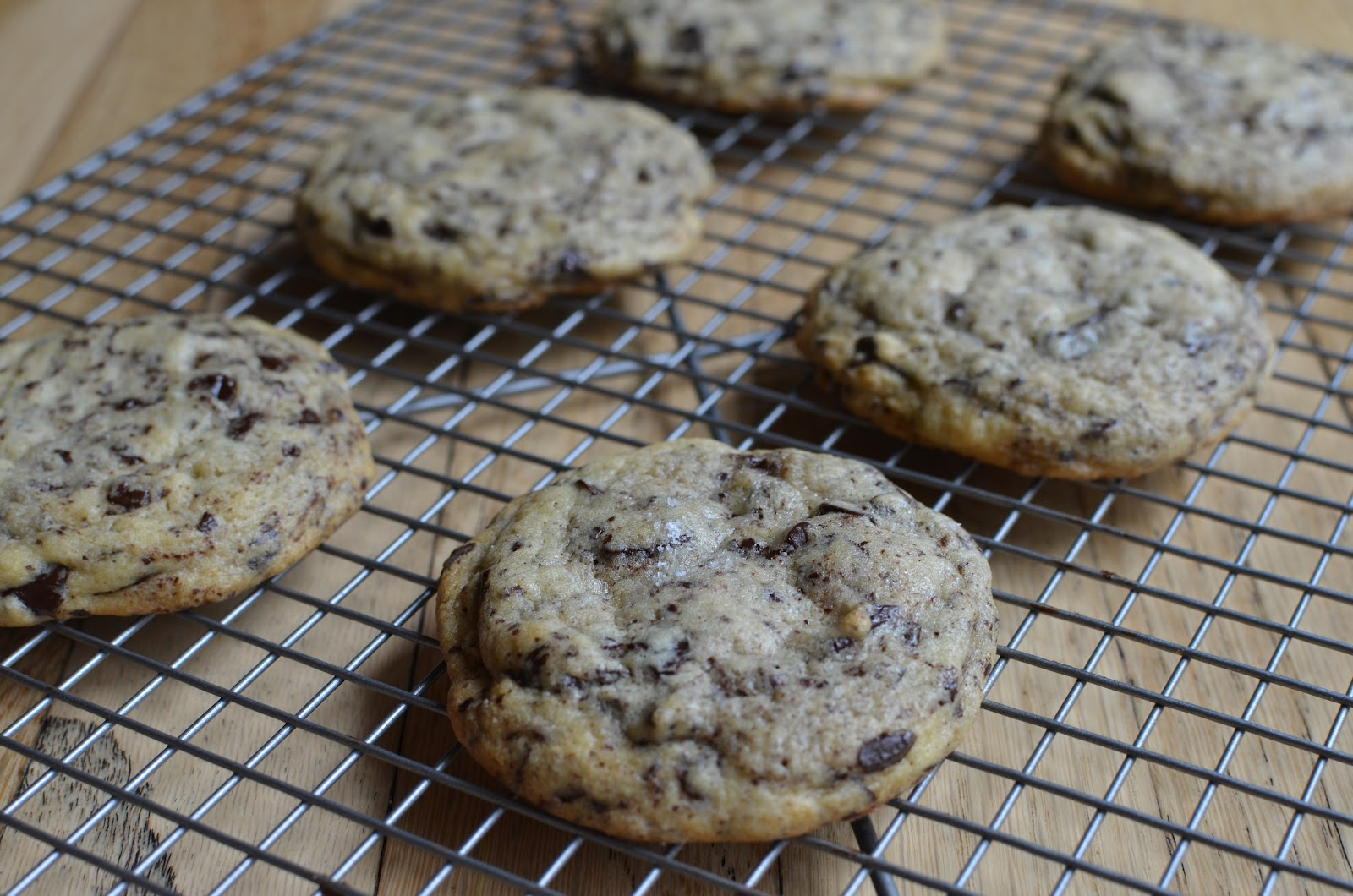 Playing With Flour Jacques Torres39 Chocolate Chip Cookies