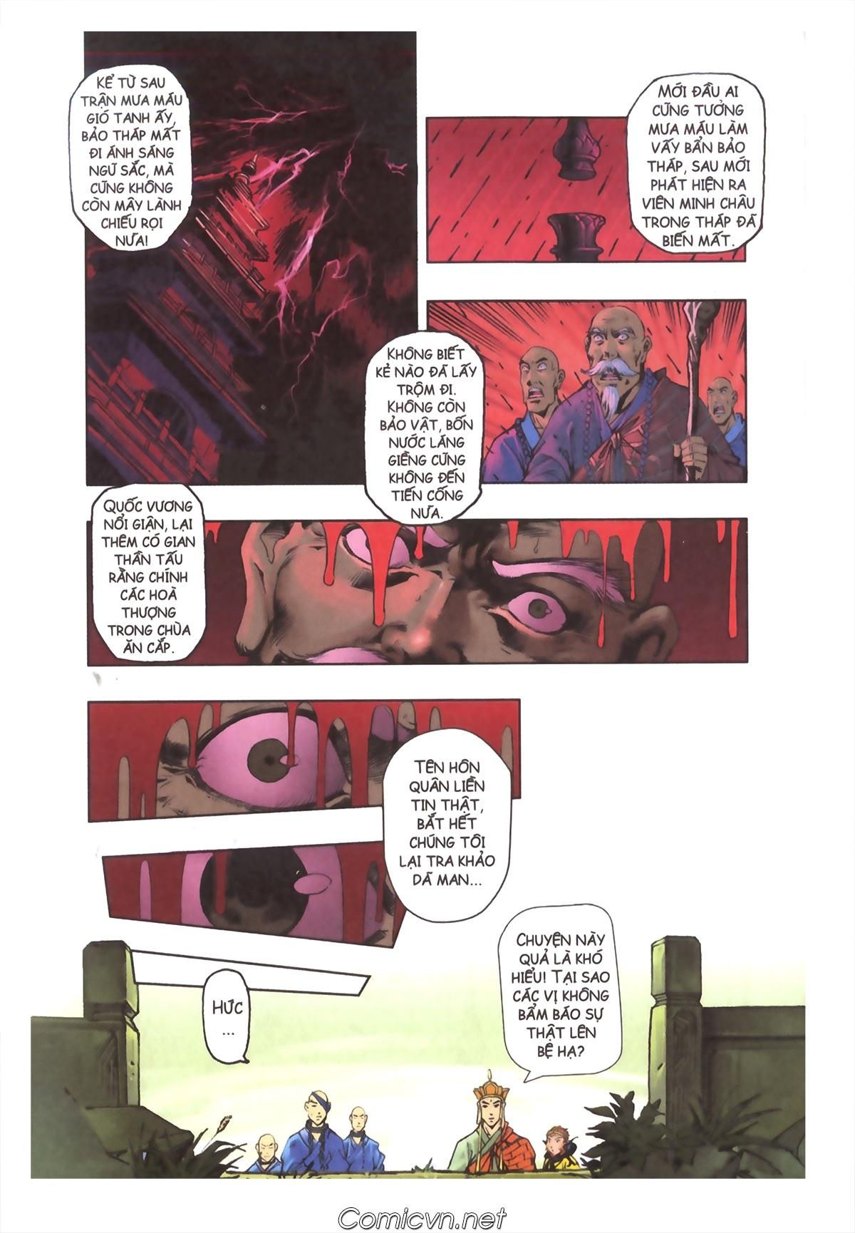 Tây Du Ký màu - Chapter 110 - Pic 21