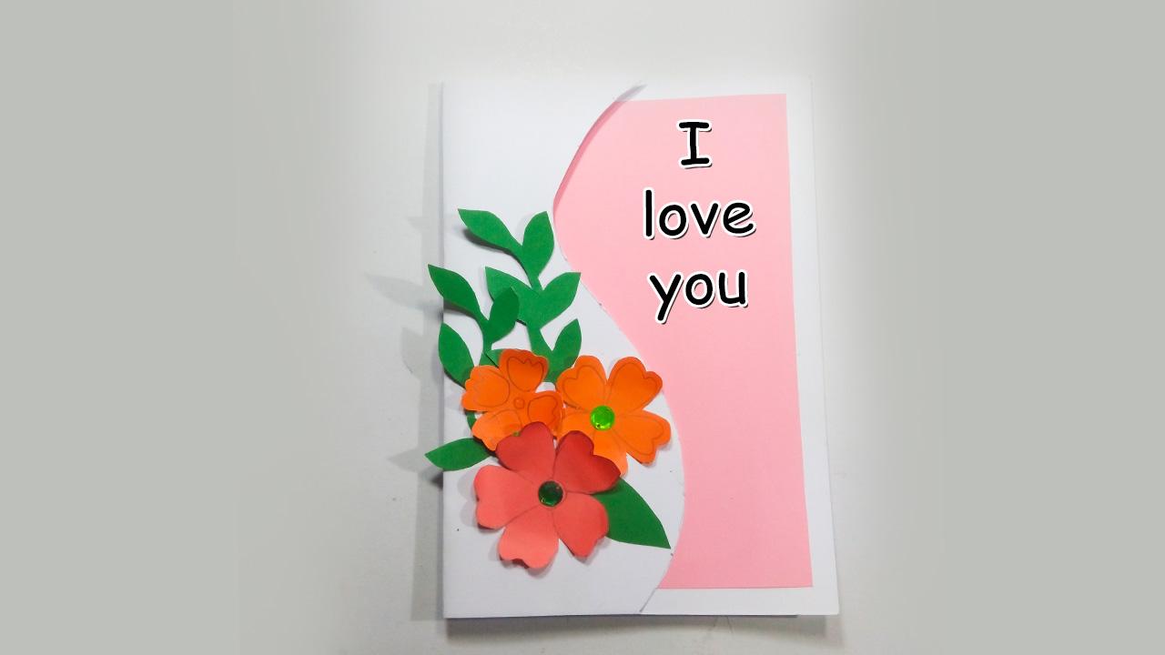 Terrific Handmade Birthday Ts Card Making Step By Step Cute Birthday Funny Birthday Cards Online Fluifree Goldxyz