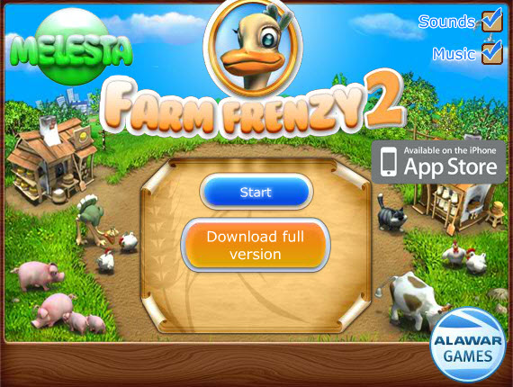 FARM FRENZY 2, GAMES LIKE FARMVILLE